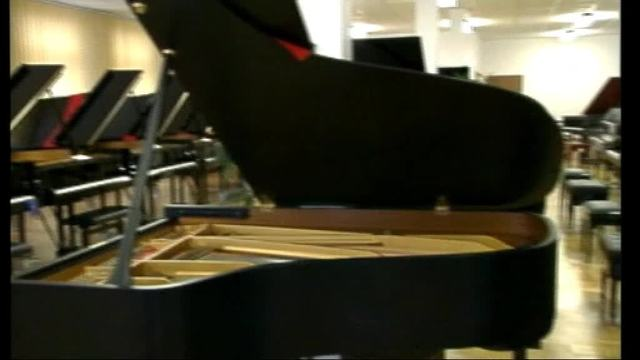 Konzertflügel – Bau und Aussehen