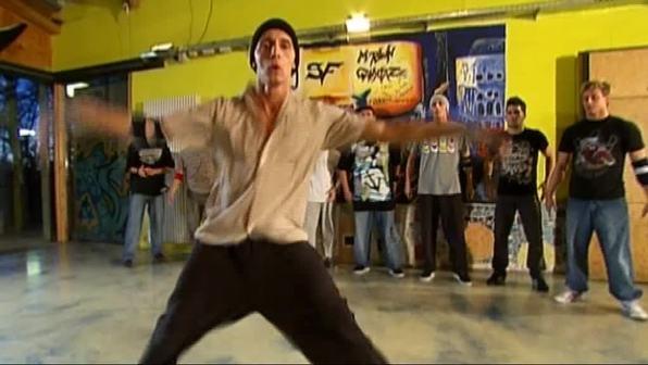 Breakdance – Tanz der jungen Leute