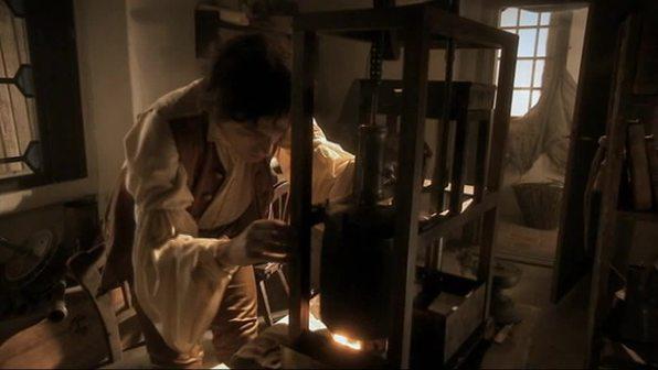 James Watt und die Dampfmaschine
