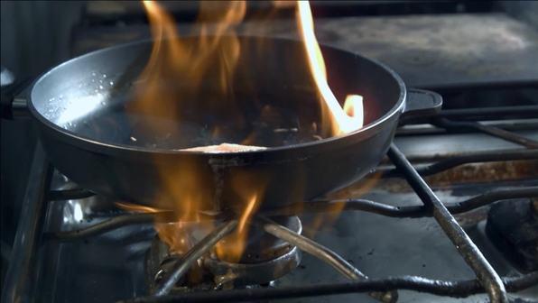 Küchen-Katastrophen chemisch betrachtet