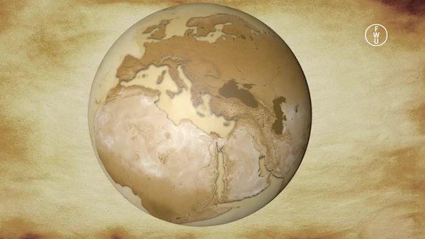 Weltbild – geozentrisch