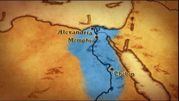 Kleopatra - Kampf mit den Waffen einer Frau