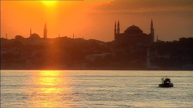 Vom Christentum zum Islam in Konstantinopel