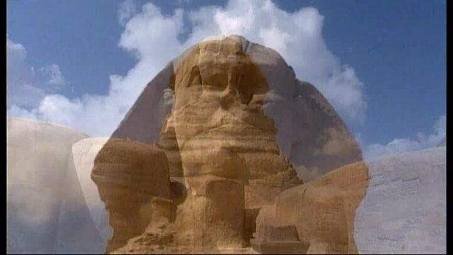 Sphinx - Rätsel in Stein
