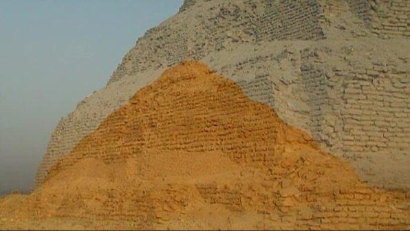 Die sieben Weltwunder - Die Pyramiden von Gizeh