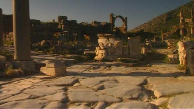 Die sieben Weltwunder - Der Tempel der Artemis