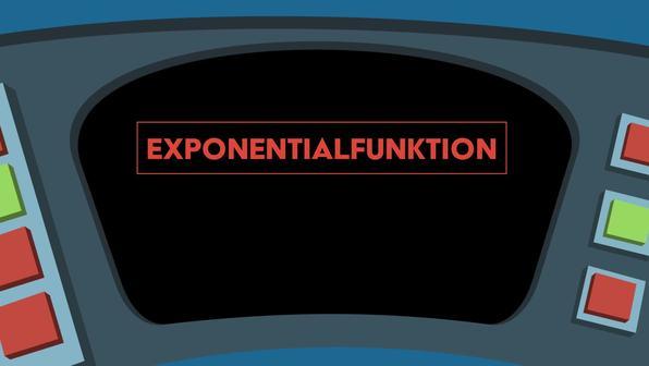 Exponentialfunktion – Definition und Erklärung
