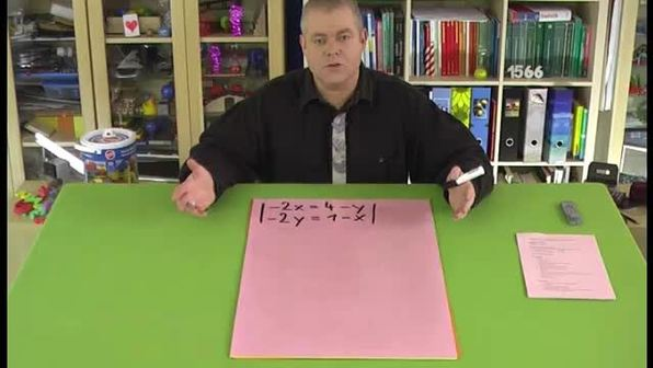 Abschlussprüfung Klasse 10 – Lineare Gleichungssysteme