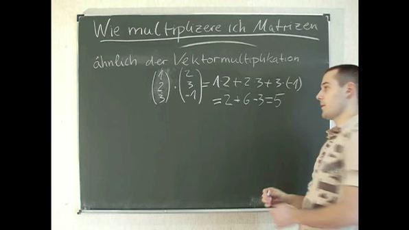 Matrix-Matrix-Multiplikation