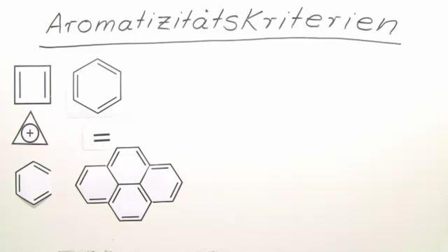 Identifikation von Aromaten