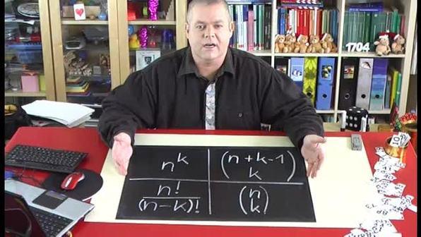 Kombinatorik – Beispiel (1)