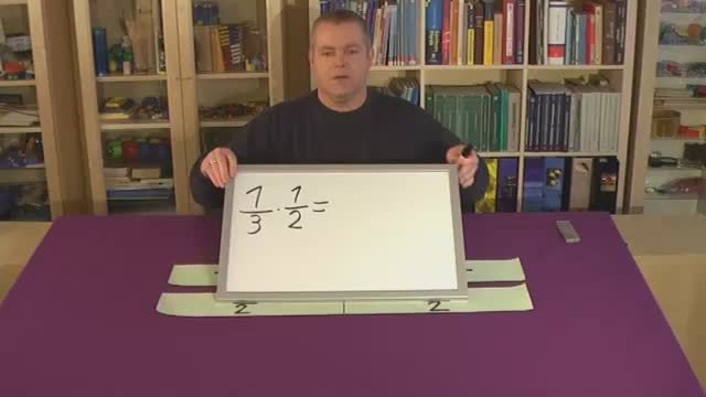 Brüche multiplizieren – Einführung (2)