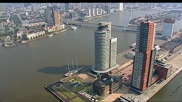 Rotterdam - bedeutendster Umschlagplatz der Weltwirtschaft