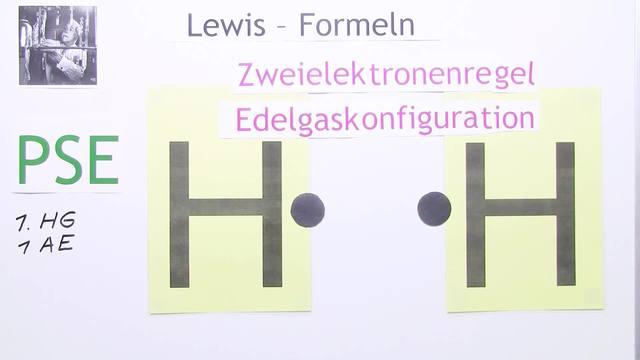 Lewis-Formeln – Außenelektronen von Ionen – Chemie online lernen