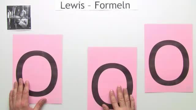 Aufstellen von Lewis-Formeln (Übungsvideo) – Chemie online lernen