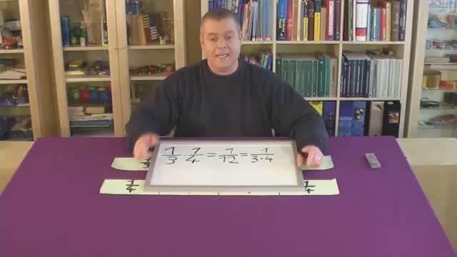 Brüche multiplizieren – Einführung (4)