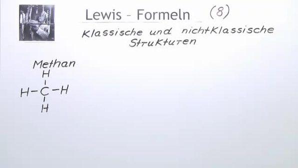 Grenzstrukturen der Lewis-Formel