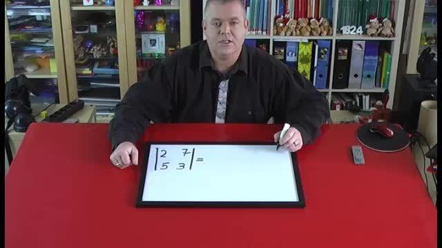 2x2 Determinanten ausrechnen (1)