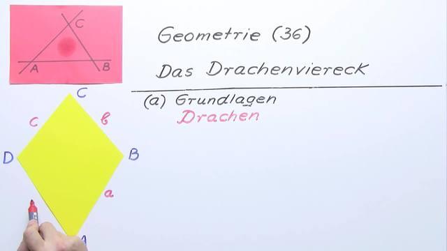 Drachenviereck – Einfach erklärt (inkl. Übungen)