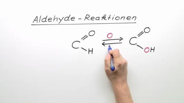 Aldehyde – Reaktionen