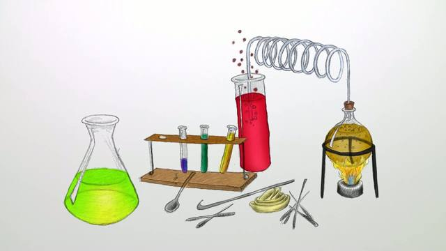 Aldehyde und Ketone - Addition primärer Amine