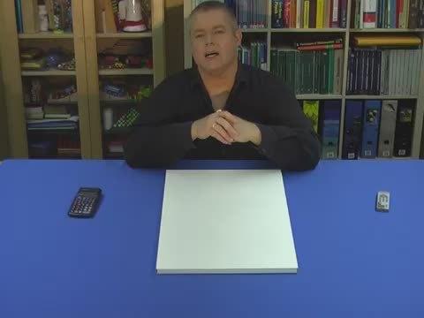 Geradengleichung und Graph bestimmen – Gegeben: Punkt, Punkt (Übungsvideo)