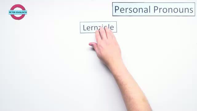 Personalpronomen