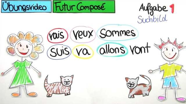 Futur Composé (Übungsvideo)