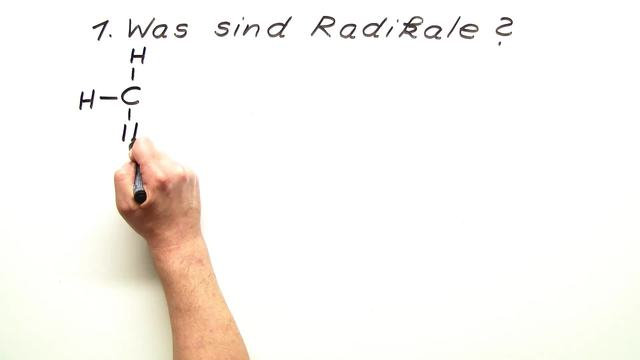 Radikalische Addition