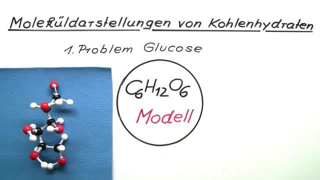 Moleküldarstellungen von Kohlenhydraten