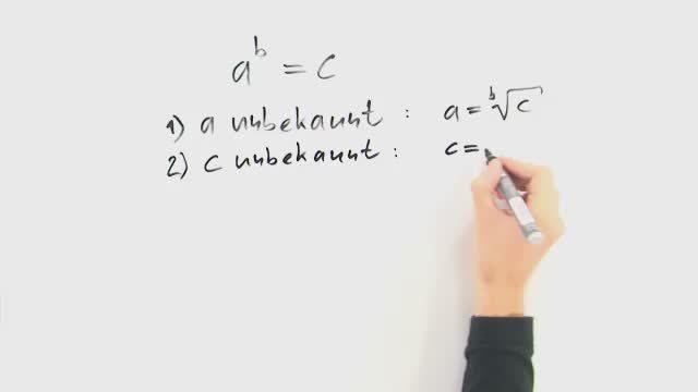Logarithmus – Einführung