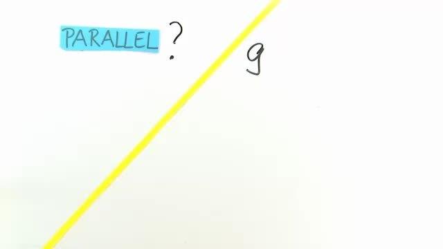 Parallele und senkrechte Geraden – Einfach erklärt (inkl. Übungen)