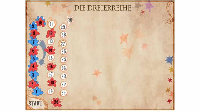 Dreierreihe (Basiswissen 1)