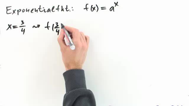Exponentialfunktionen – Einführung